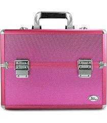maleta profissional de maquiagem (g) jacki design