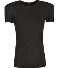 r13 round neck t-shirt