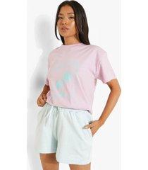 petite beverly hills t-shirt, lilac