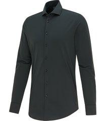 blue industry 2405.22 shirt overhemd green -