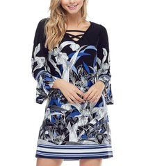 fever women's printed dress