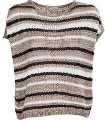 antonelli cotton blend sweater