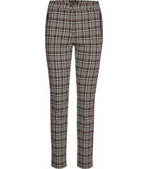 pants classic 1/1 length byxa med raka ben multi/mönstrad betty barclay