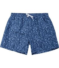 short baño azul hawaii h2o wear