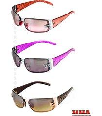 new dg eyewear womens wrap rimless rectangular designer sunglasses fashion shade