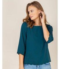 camisa bajo irregular
