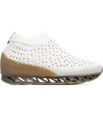 camper lab bernhard willhelm, sneaker donna, bianco , misura 41 (eu), k400435-001
