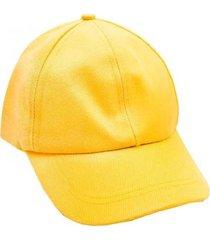 gorra amarilla bohemia