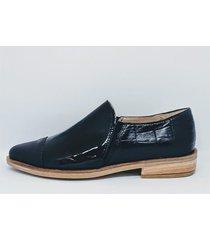 zapato negro bettona roma2