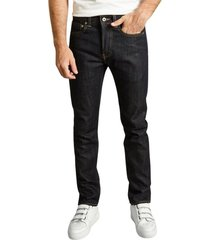 ed-80 slim tapered rainbow selvedge jeans