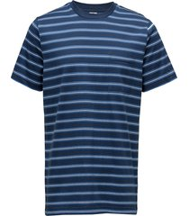 badan tee 3374 t-shirts short-sleeved blå nn07