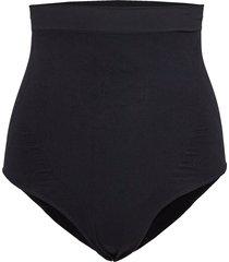 shapewear tai high waist lingerie shapewear bottoms svart decoy