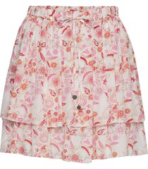 blossom skirt kort kjol rosa odd molly