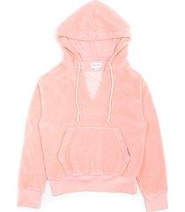 guava roxie hoodie sweatshirt