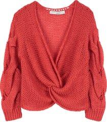 iro waka mohair blend tricot sweater