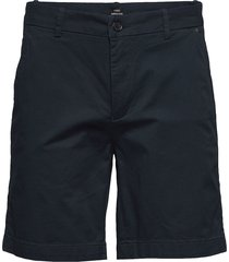 comfort pavel shorts shorts chinos shorts blå mads nørgaard