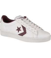 zapatilla blanca converse pro leather 76 ox