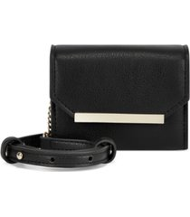 inc kristaa crossbody wallet, created for macy's