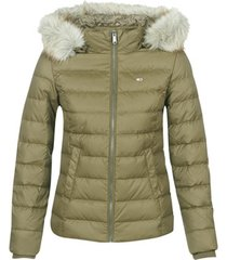 donsjas tommy jeans tjw essential hooded down jacket