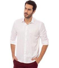 camisa aleatory manga longa future masculina