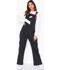 nike w nsw nsp overalls wvn byxor & shorts