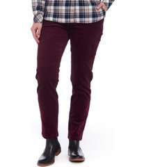 barbour essential corduroy pants