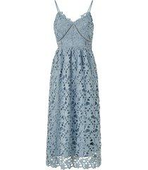 klänning yasluie strap midi dress