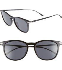 men's boss 53mm sunglasses -