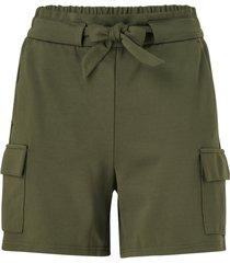 shorts onlpoptrash cargo belt shorts