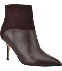 nine west women's eddie dress booties women's shoes