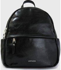 mochila  zenda  negro amphora