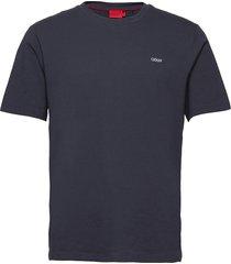 dero212 t-shirts short-sleeved blå hugo