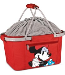 oniva by picnic time minnie mouse metro basket collapsible cooler tote