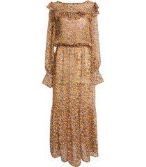 sukienka szyfonowa marlene