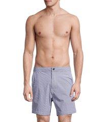 onia men's calder swim shorts - deep navy - size xl