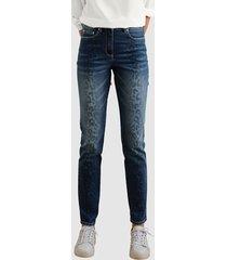jeans dress in dark blue
