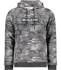 ballin amsterdam camouflage hoodie