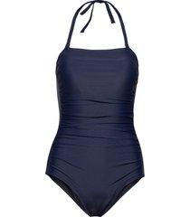 acapulco baddräkt badkläder blå scampi