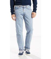 calça jeans levi's 505 regular masculina