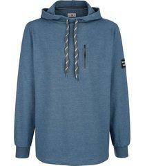 hoodie roger kent blauw