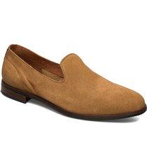 stb-rey s loafers låga skor brun shoe the bear