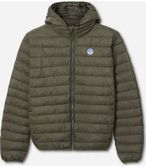 giacca con cappuccio skye