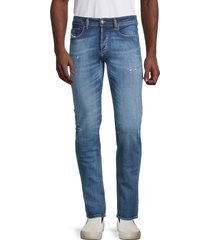 diesel men's sleenker-x skinny jeans - denim - size 32