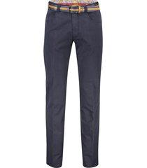 pantalon donkerblauw meyer dubai