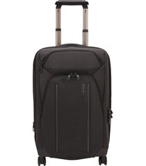 thule crossover 2 22-inch wheeled carry-on - black
