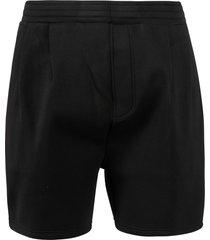 neil barrett slim naval shorts