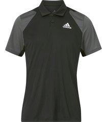 tenniströja / padeltröja club tennis polo shirt
