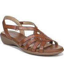 sandalia de mujer naturalizer nalani-chocolate