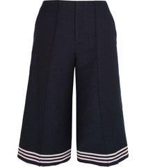 sea 3/4-length shorts