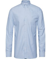 christoph oxford shirt overhemd casual blauw les deux